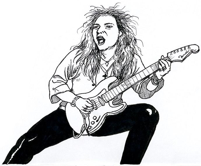 Yngwie Malmsteen Guitar